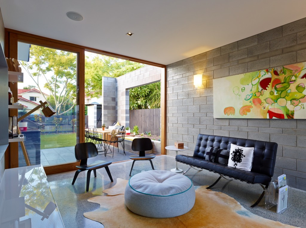 Glenwood St Residence by Shaun Lockyer Architect
