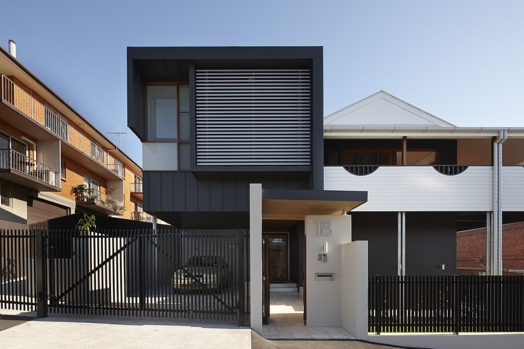 Boarding House by Shaun Lockyer Architects