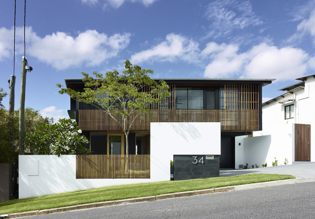 Massey Street House by Shaun Lockyer Architect