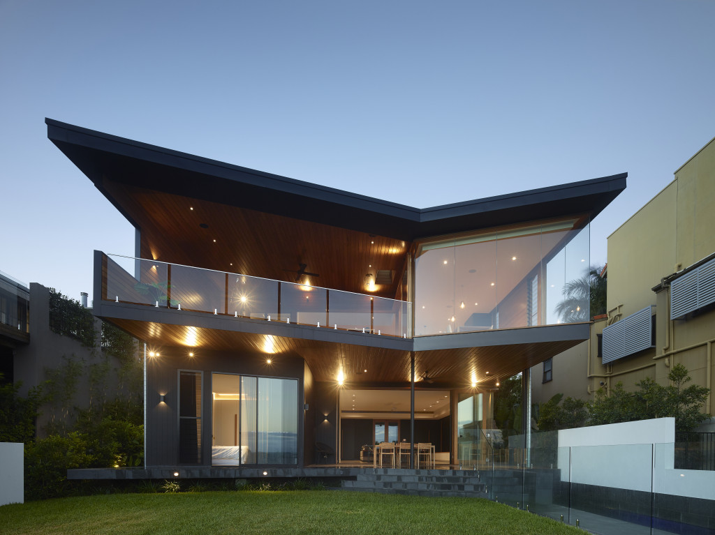 Massey Street by Shaun Lockyer Architect