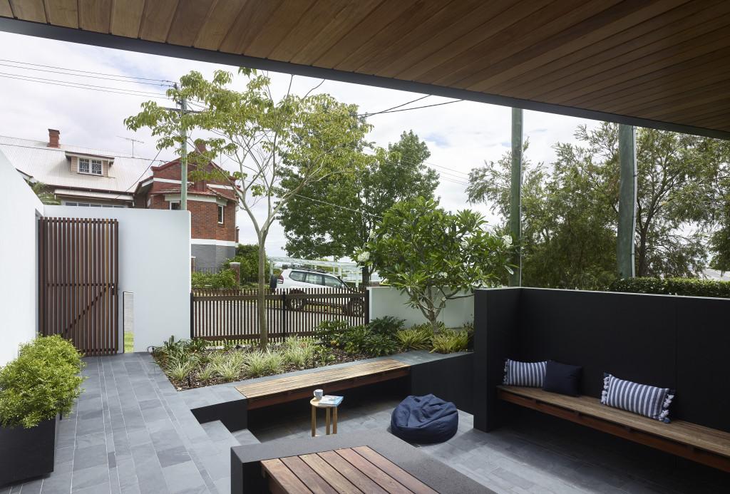 Massey Street House by Shaun Lockyer Architect