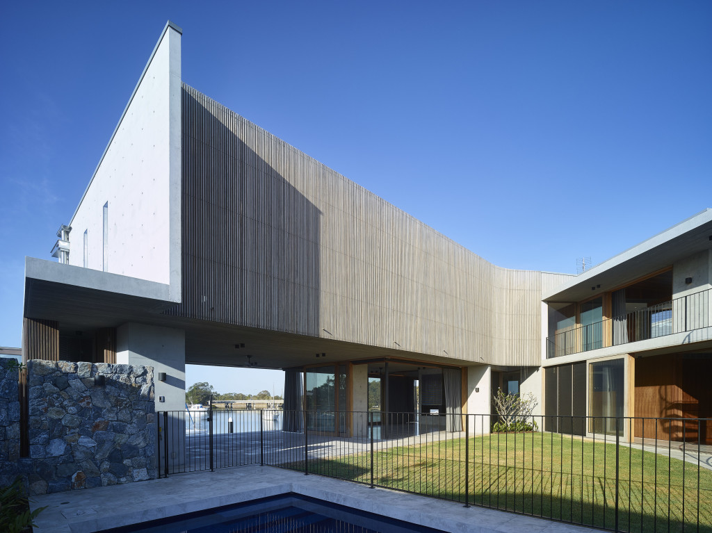 Moollooah House by Shaun Lockyer Architect